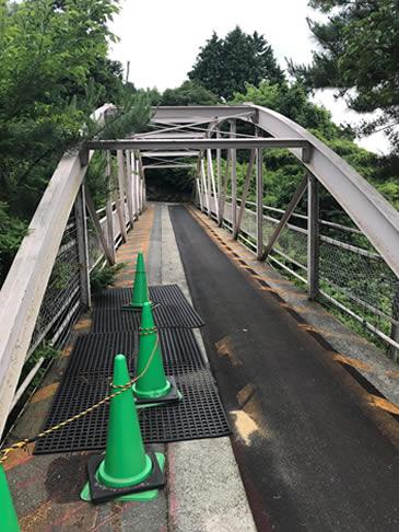 橋梁工事 施工前