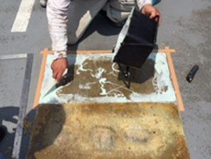 防水機能も発揮